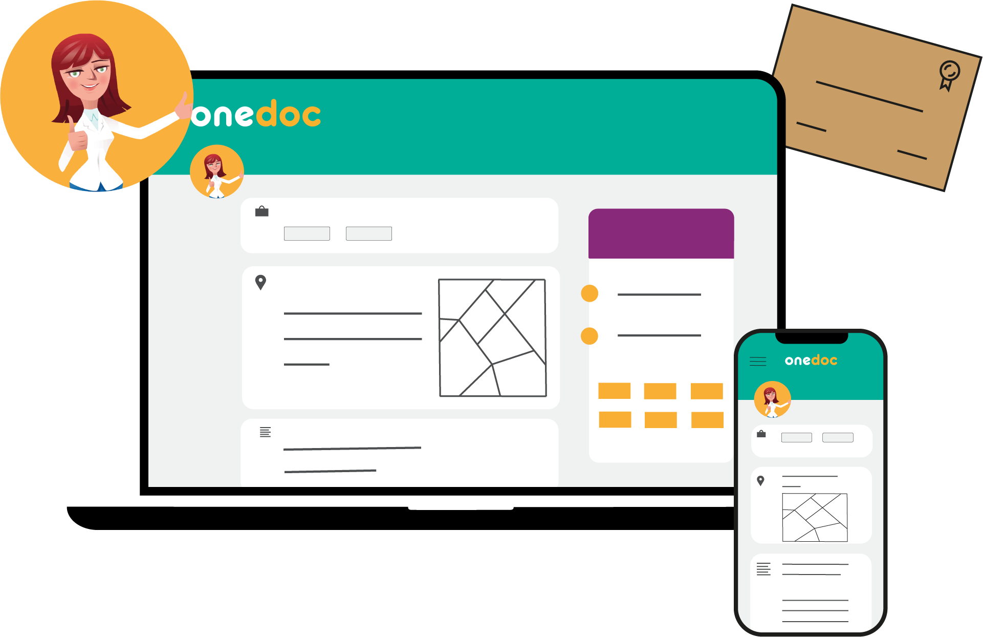 Specialist: simplify your organization and deliver a great digital experience to your patients with OneDoc